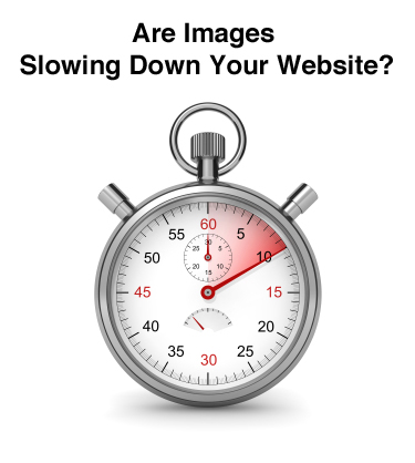 Are Images Slowing Down Your Website?