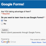 How to Create and Use a Google Form