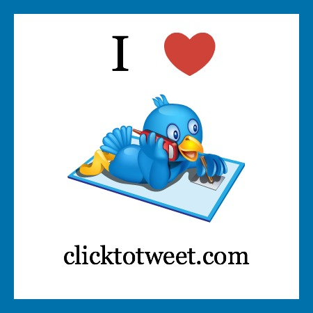 Make it Easy for Your Visitors to Tweet About You With clicktotweet