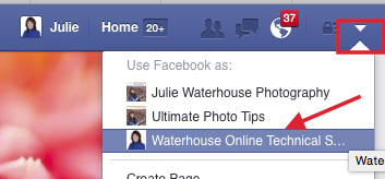 Facebook Tab Configuration Step 5