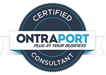 ONTRAPORT Certified Consultant Logo