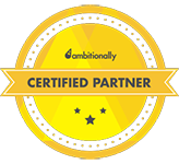 ambitionally certified partner badge